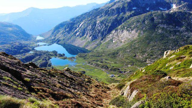 Tour du Pic du Cabanatous 19 km (i)